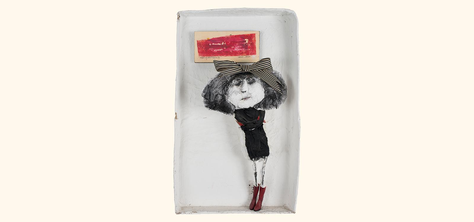 Tess - artwork by Laurie Zallen